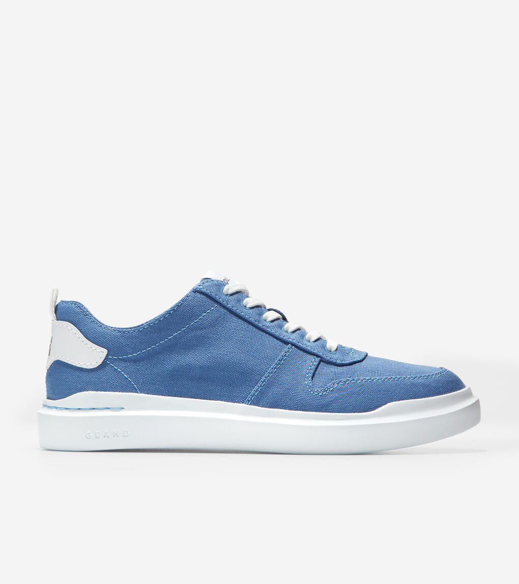 WOMENS GrandPrø Rally Canvas Court Sneaker