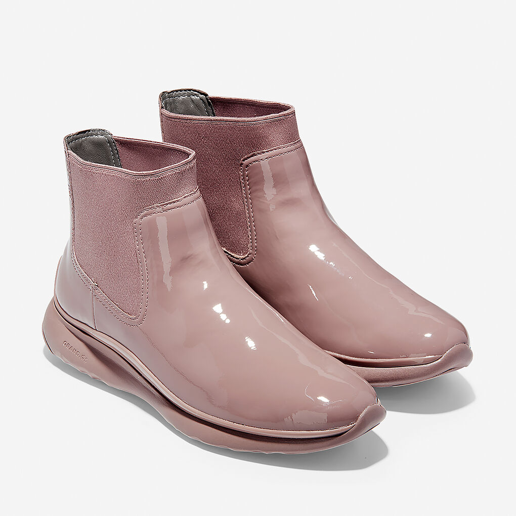 Womens 3.ZERØGRAND Chelsea Boot