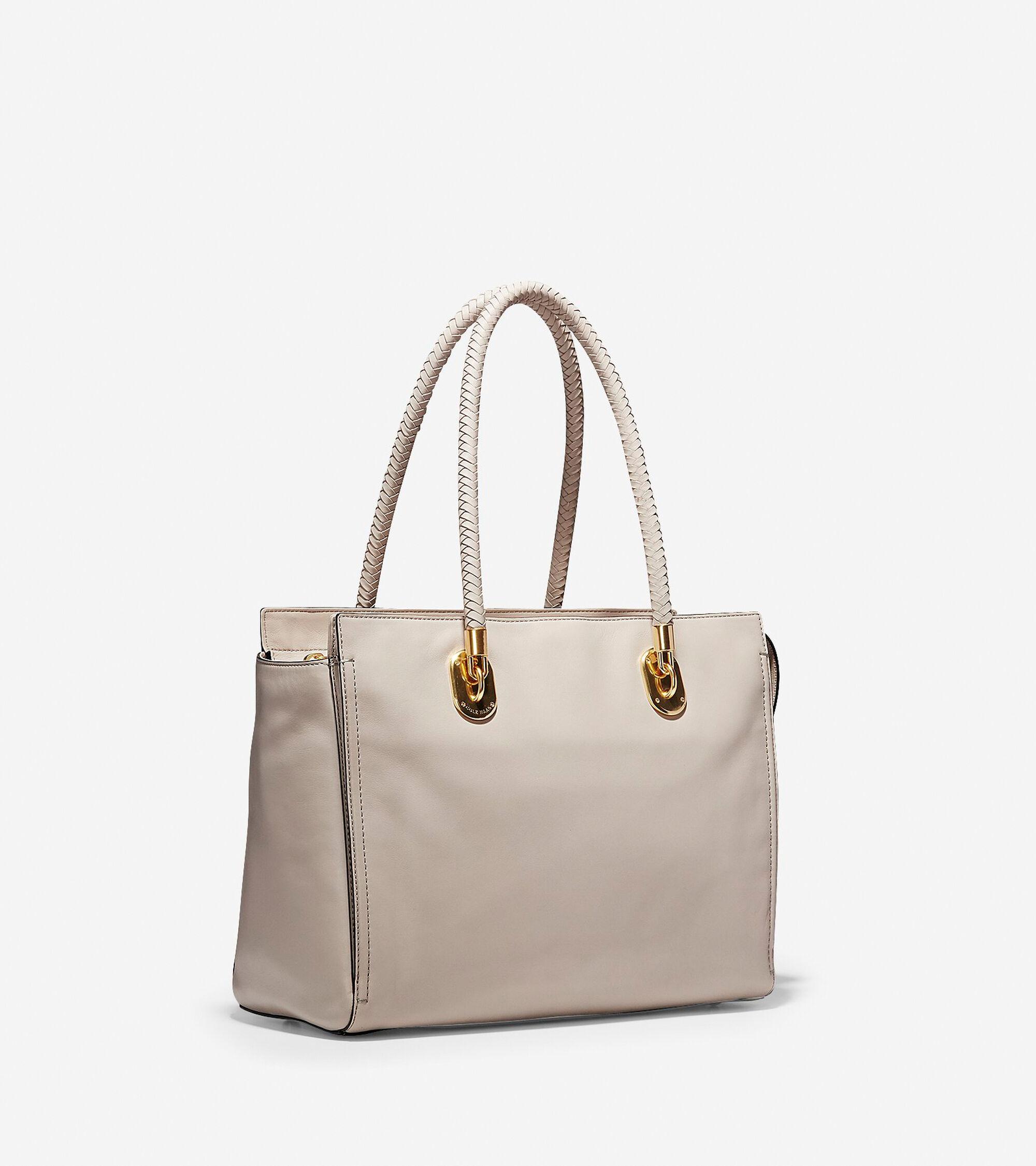 98aa28275c6d Women s Benson Work Tote in Dove Leather