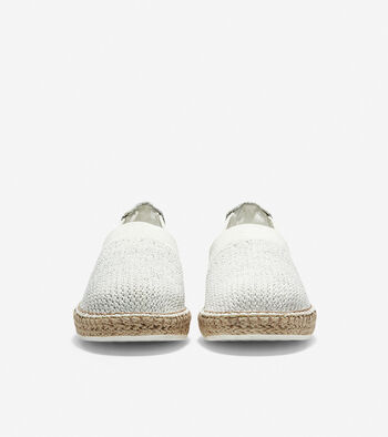 Cloudfeel Espadrille with Stitchlite™