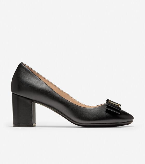Heels & Wedges > Tali Bow Pump (65mm)