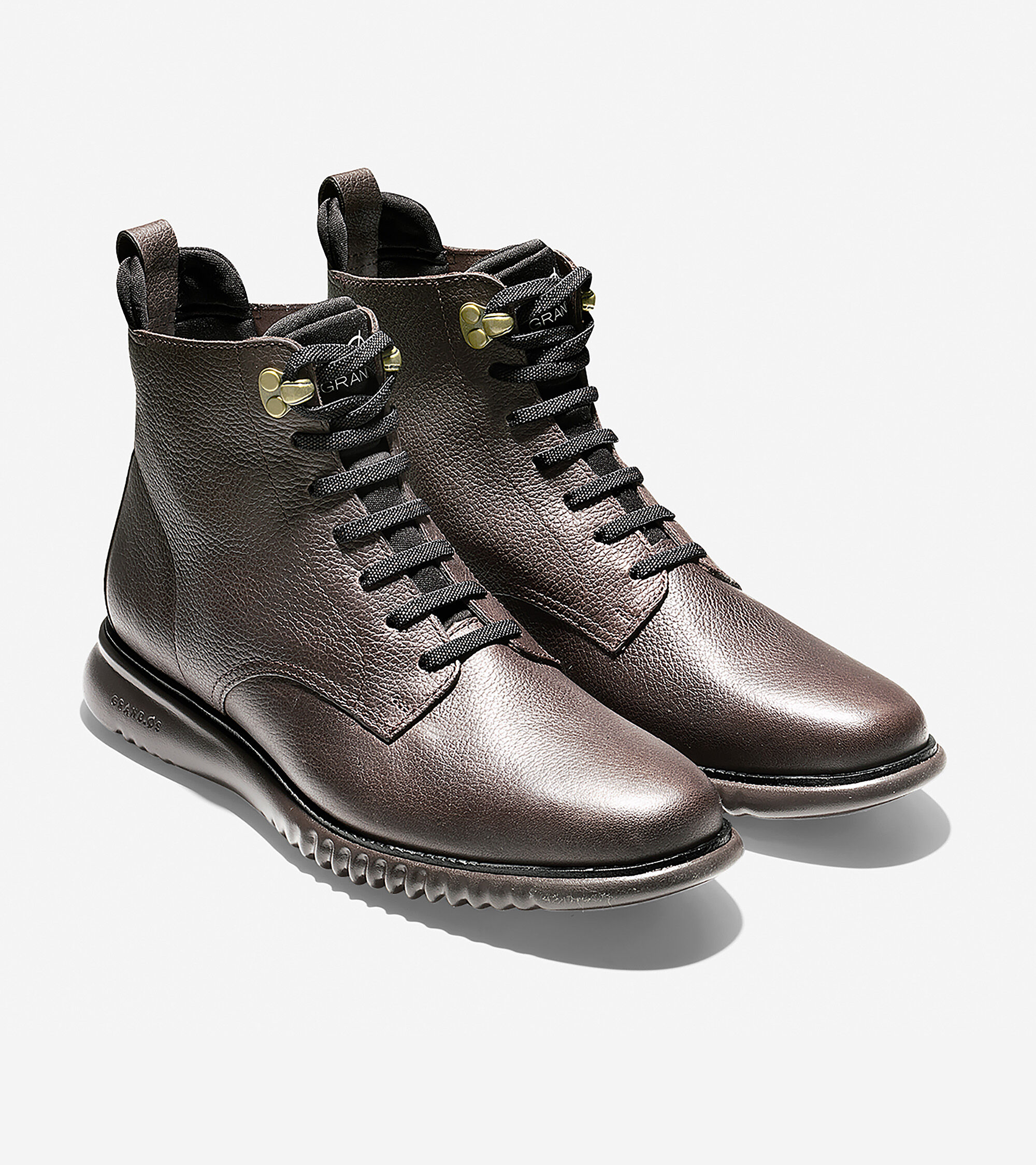 City Boot in Java Leather   Cole Haan
