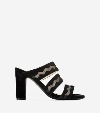 Emilia High Sandal (85mm)