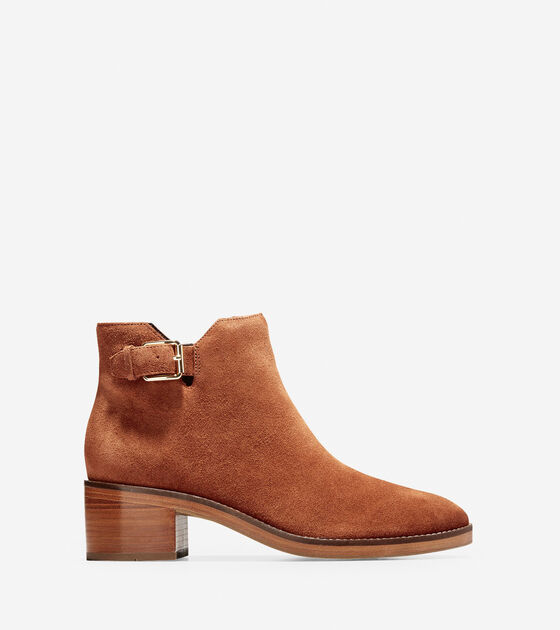 Shoes > Harrington Grand Buckle Bootie (45mm)