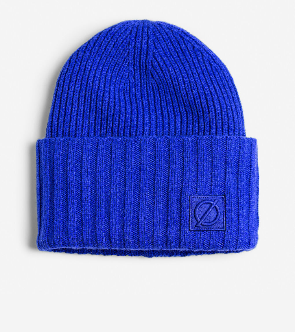 Mens ZERØGRAND Knit Beanie