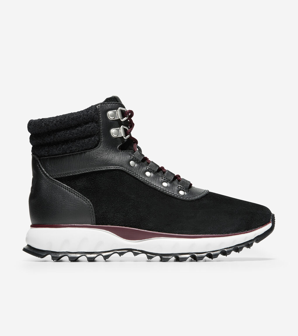 Womens ZERØGRAND XC Hiker Boot