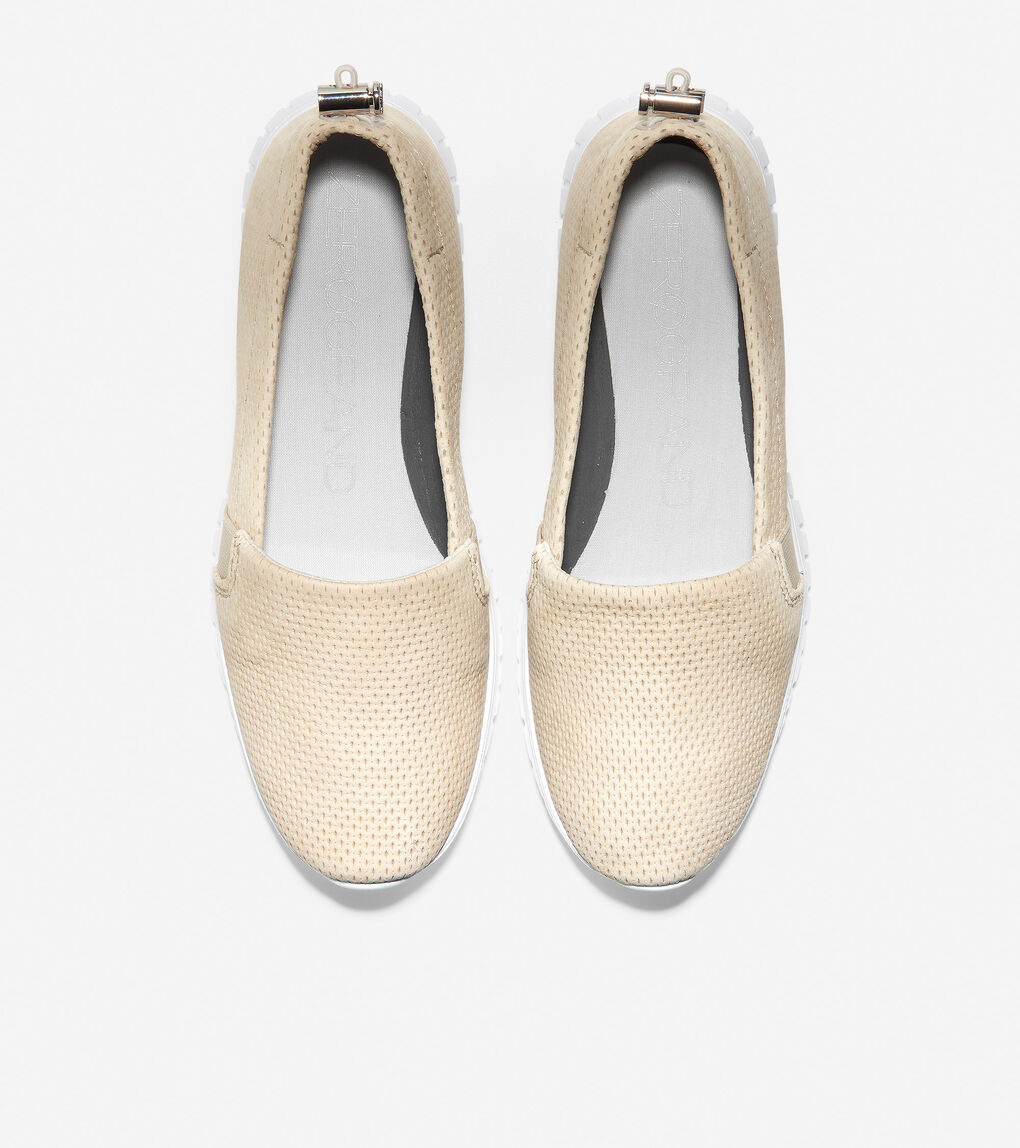 Womens ZERØGRAND A-Line Loafer