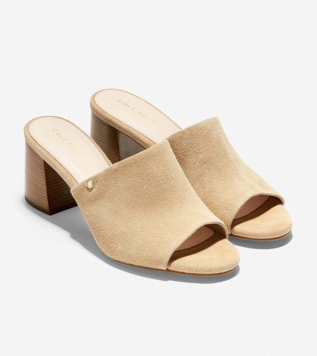 WOMENS Daina Open Toe Mule Sandal