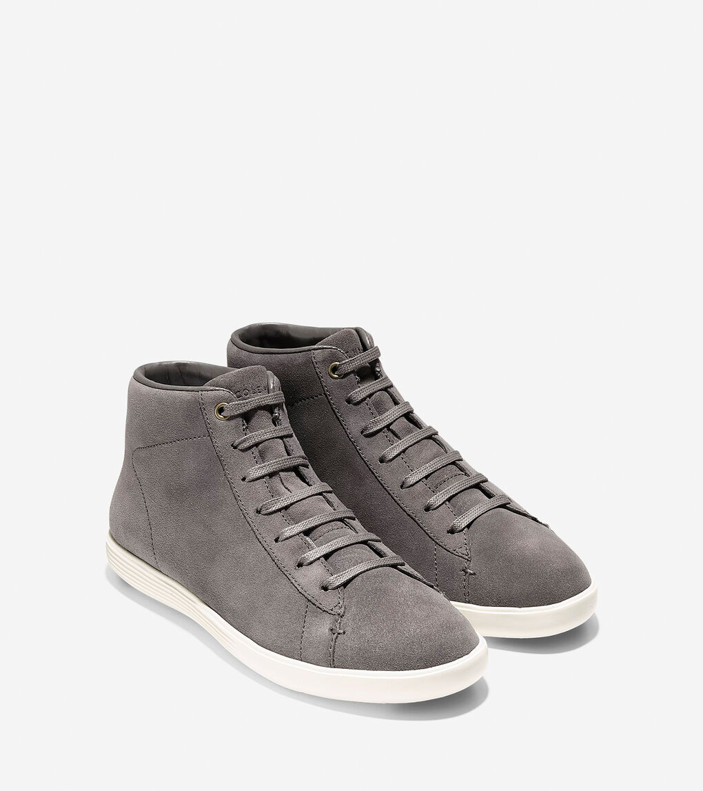 Womens Grand Crosscourt High Top Sneaker