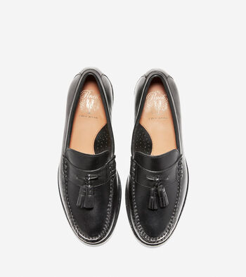 Men's Pinch Handsewn Tassel Loafer