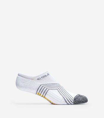 ZERØGRAND Chevron Stripes Low Cut Socks