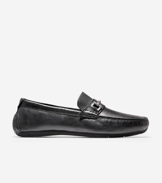 377725db4b2 Men s Somerset Link Bit Loafers in Black   Sale
