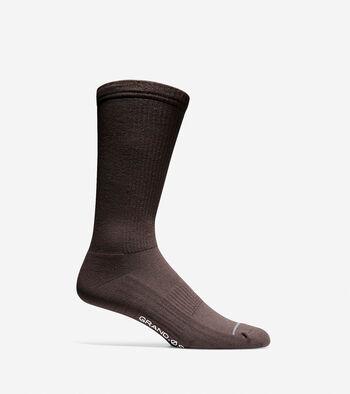 Grand.ØS Solid Crew Socks
