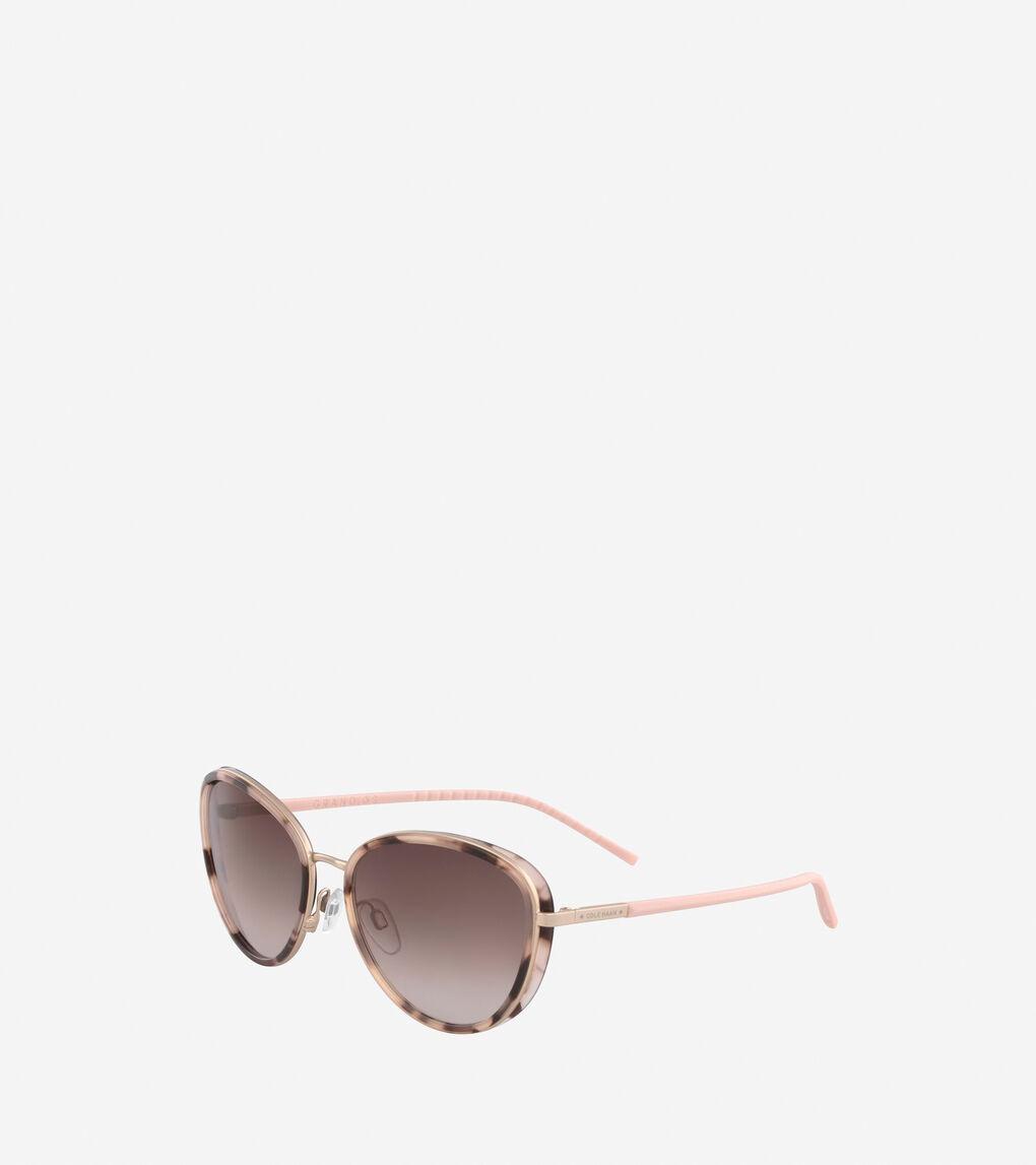 Womens Grand.ØS Cateye Sunglasses