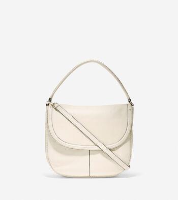 Tali Double Strap Saddle Bag