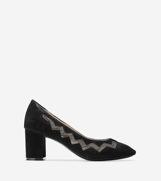 Heels & Wedges > Emilia Pump (65mm)