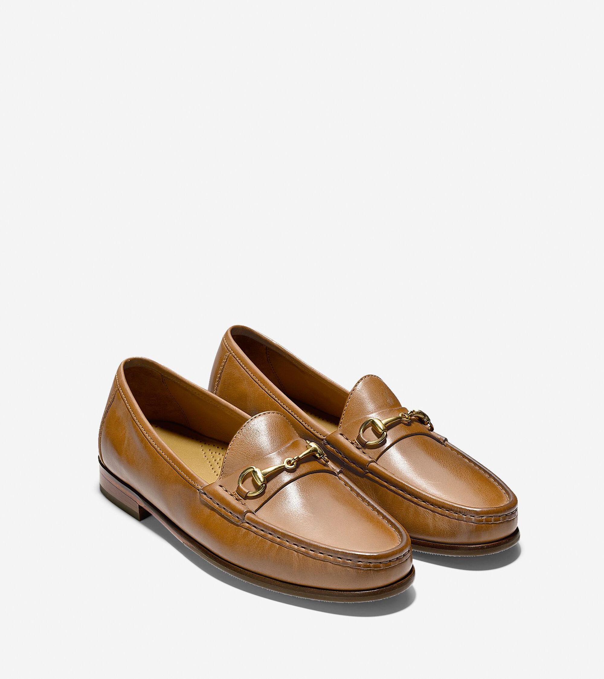 c3d61b0ba7a Men s Ascot Bit Loafers in British Tan   Sale
