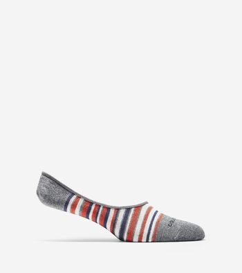 Town Stripe Sock Liner - 2 Pack