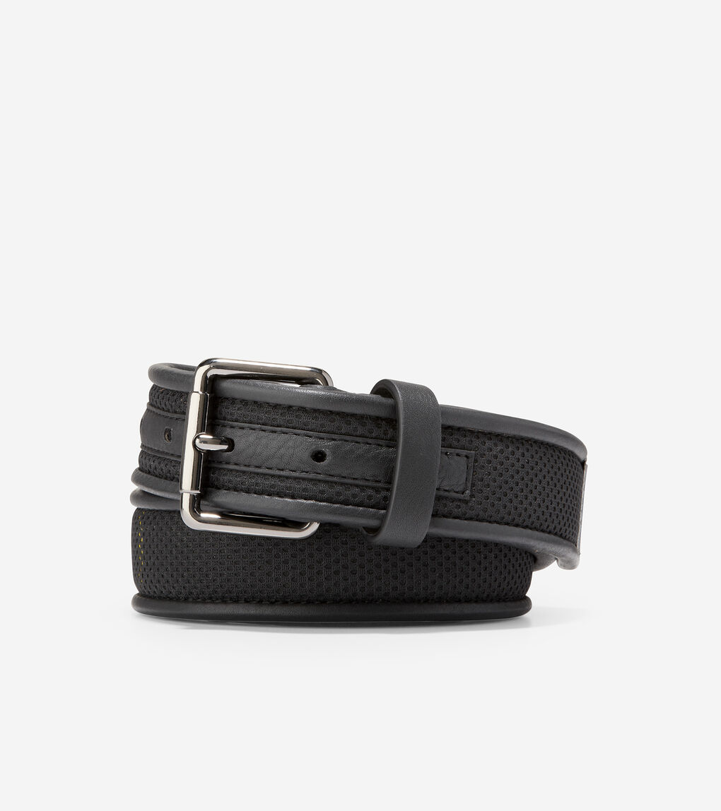 MENS ZERØGRAND Perforated 35mm Belt