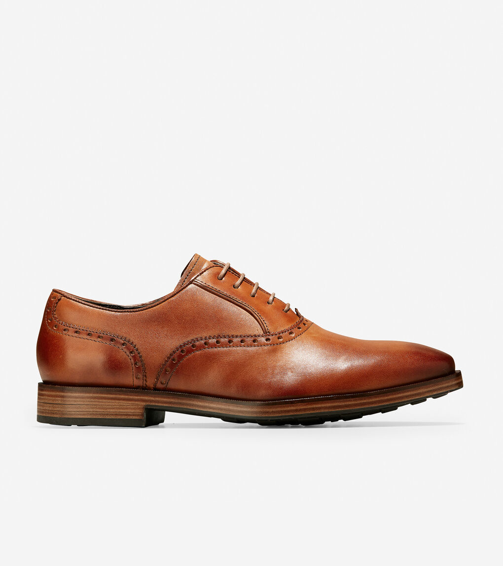 Mens Hamilton Grand Plain Toe Oxford