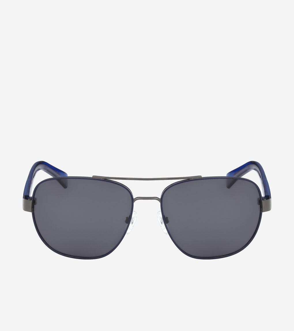 MENS Metal Navigator Sunglasses