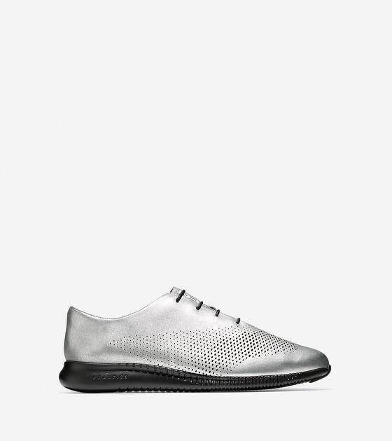 All Sale Shoes > Women's 2.ZERØGRAND Laser Wingtip Oxford