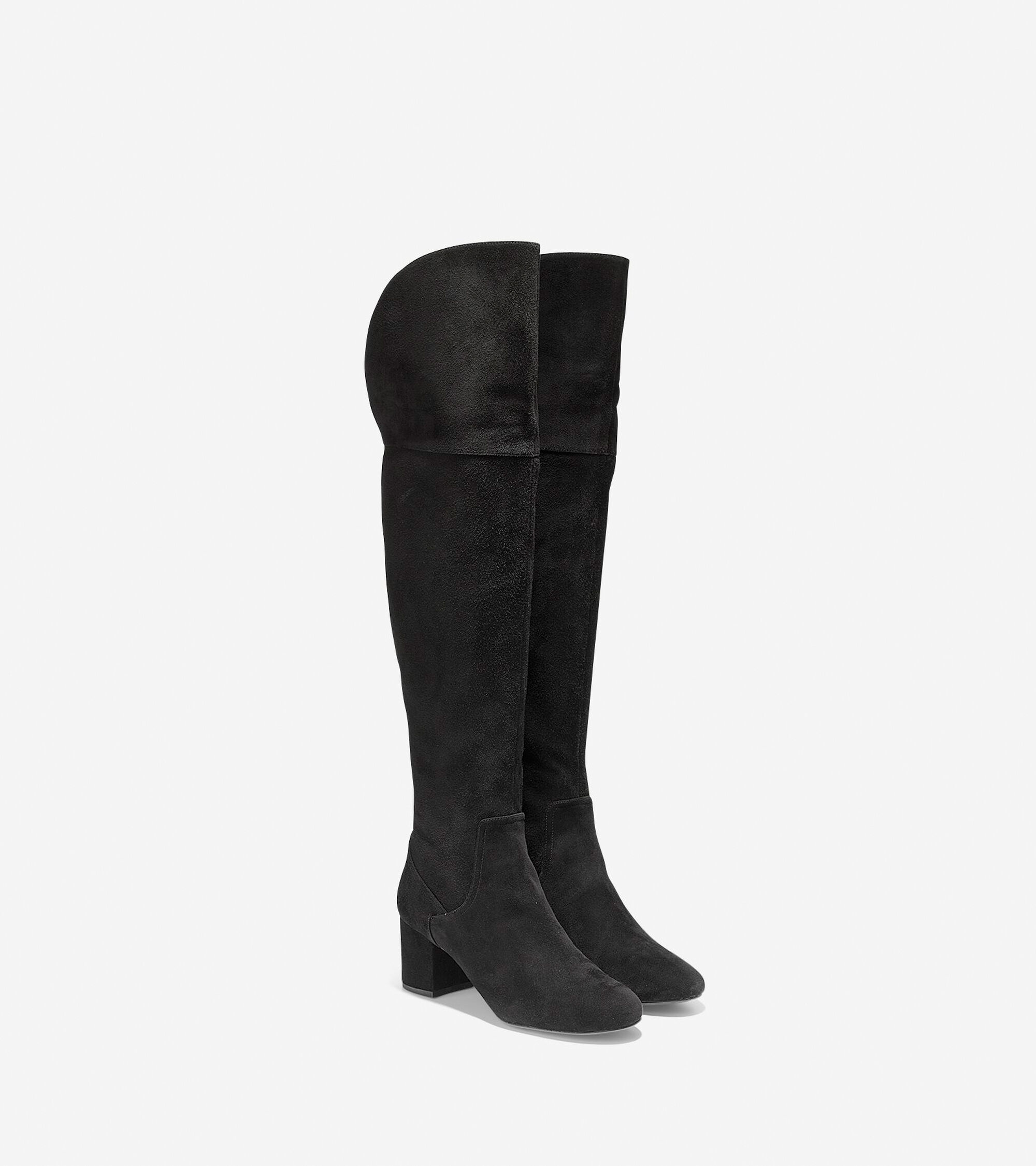 7426d33c74a Women s Raina Grand Over The Knee Boots 55mm in Black