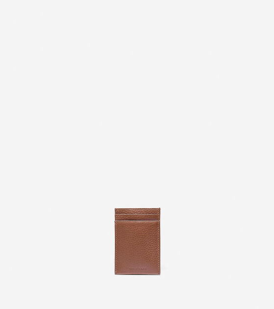 Accessories & Outerwear > Wayland Card Case With Money Clip