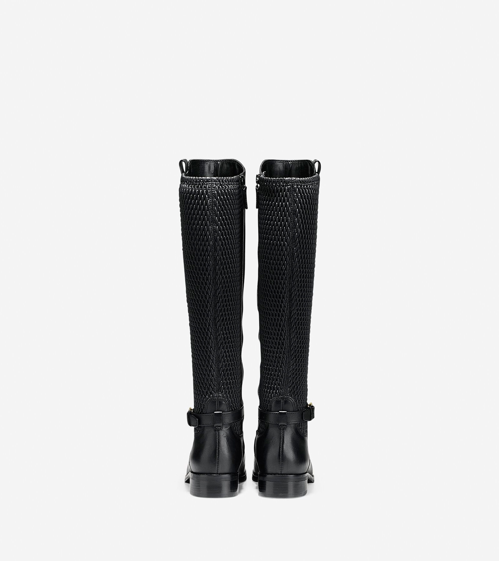 c9cce8e51c40 Women s Galina Boots in Black Leather
