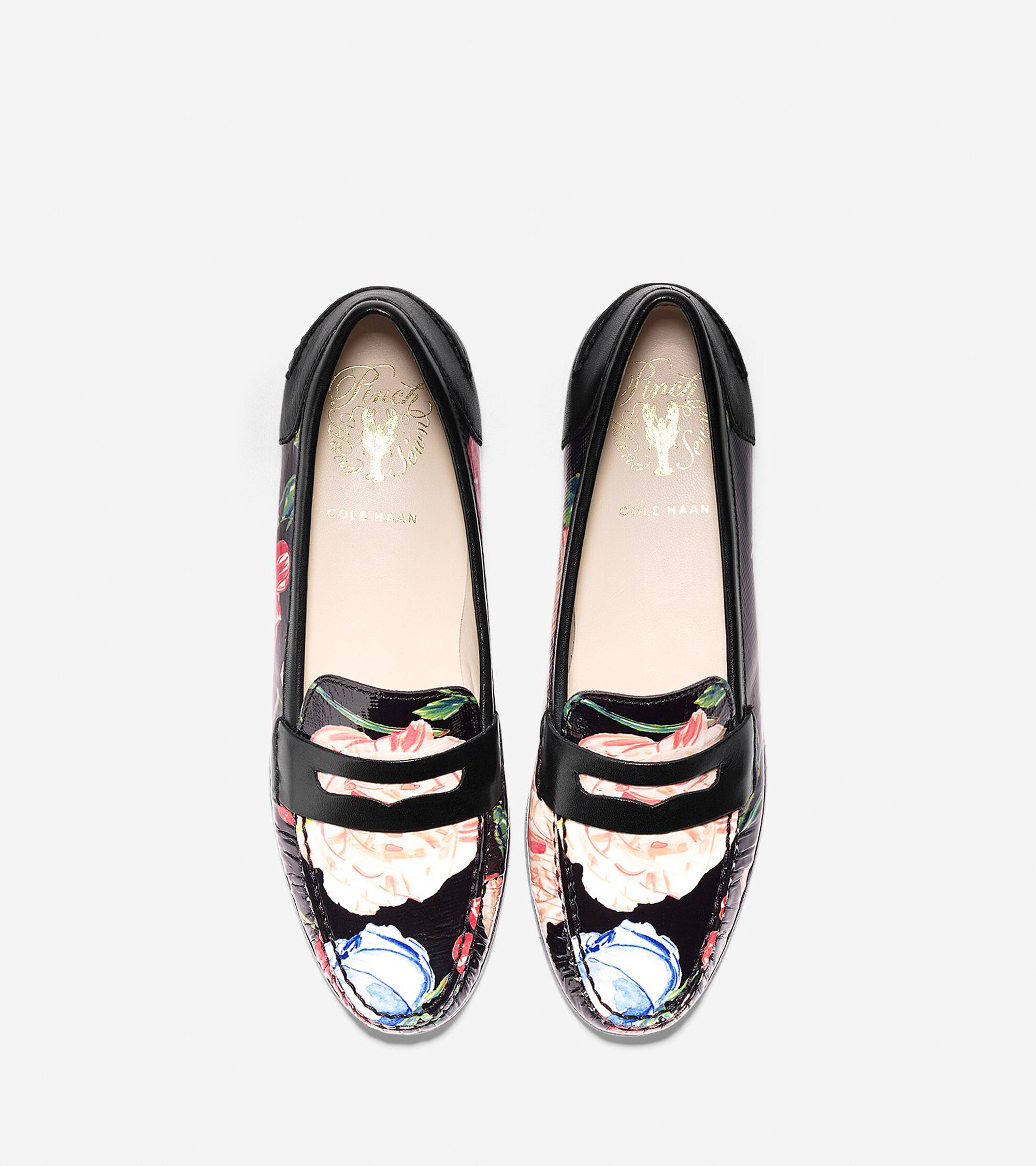c1c5e07dbd6 Pinch Grand Penny Loafers in Fearless Floral
