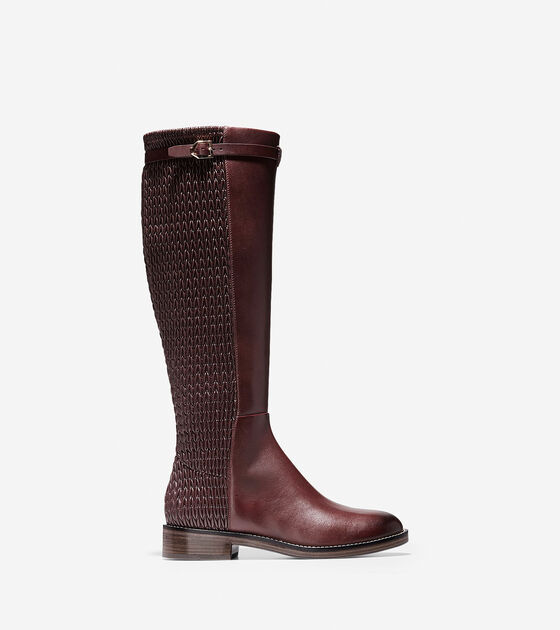 Boots & Booties > Lexi Grand Stretch Strap Boot (30mm)
