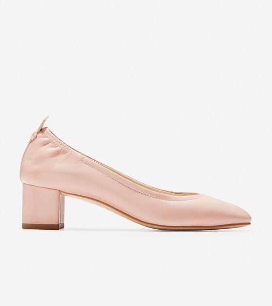 Heels & Wedges > Aviana Pump (50MM)