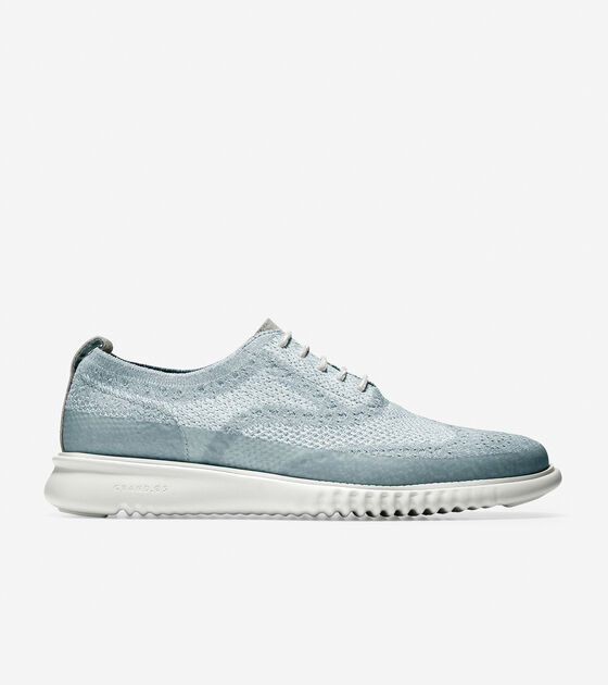 Shoes > Men's 2.ZERØGRAND Water Resistant Oxford with Stitchlite™