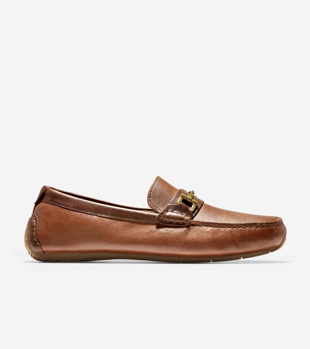 Mens Somerset Link Bit Loafer