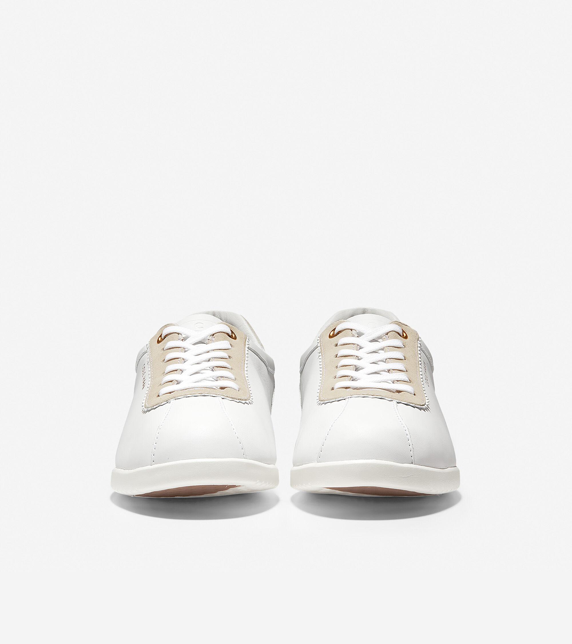 Turf Sneaker in Optic White-optic White