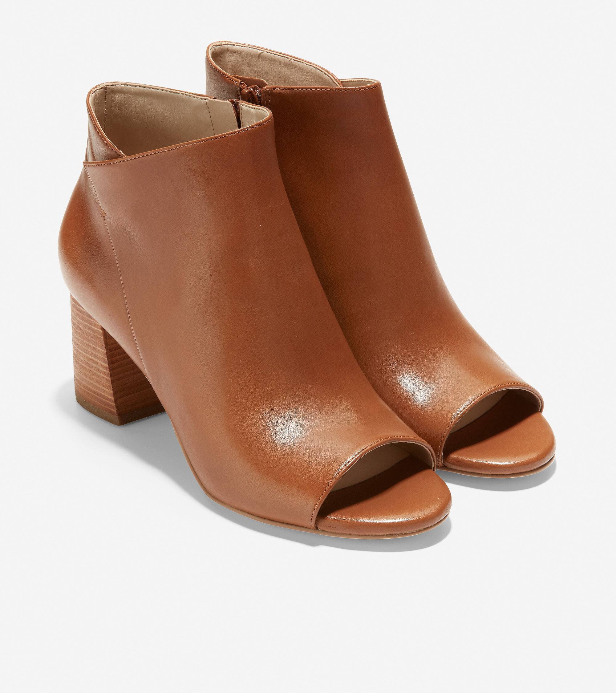 cole haan open toe shoes