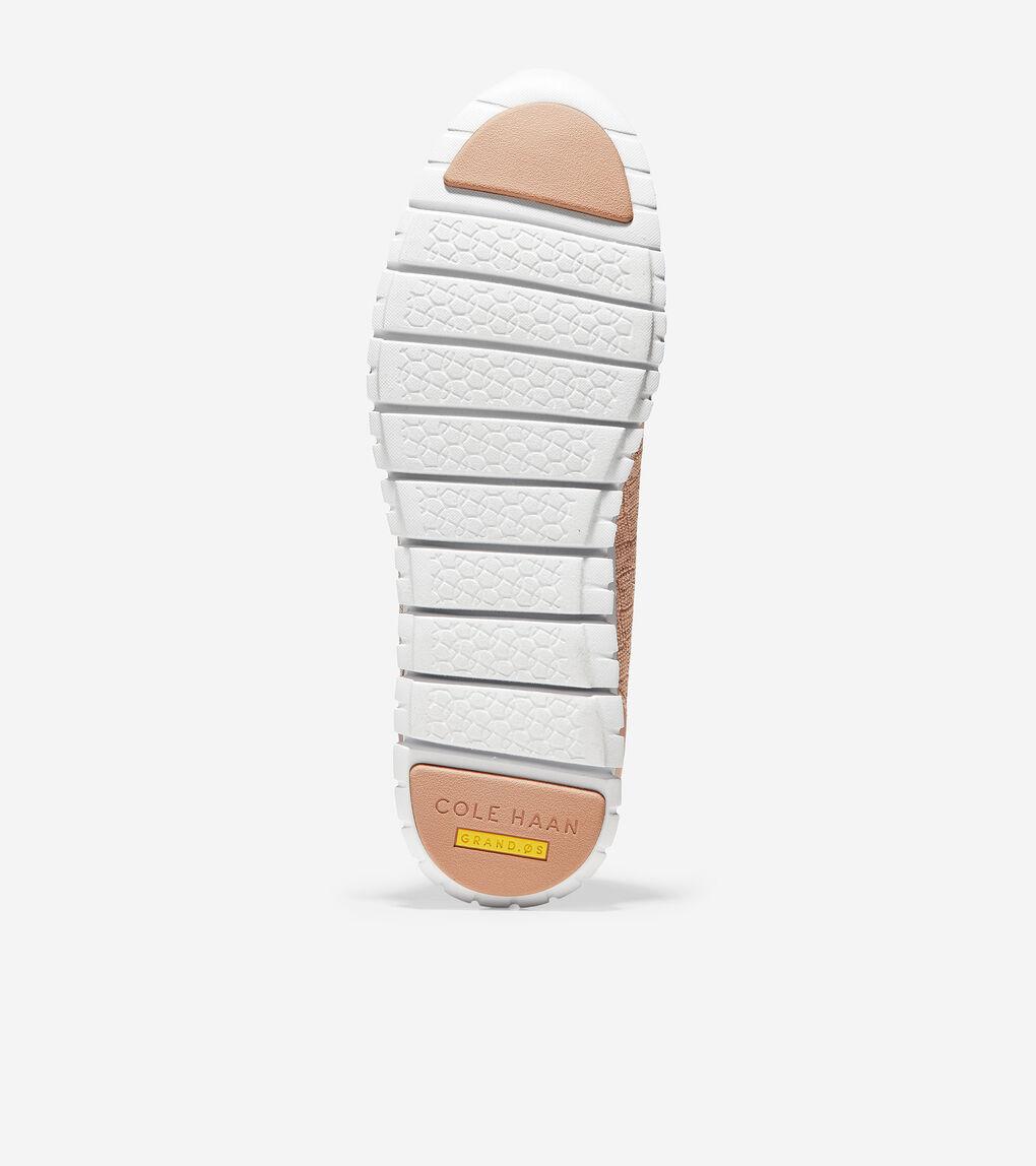 WOMENS ZERØGRAND Distance Slip-On Sneaker