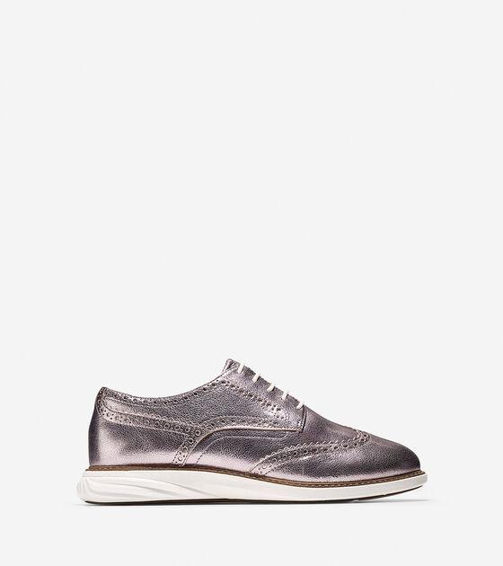 Shoes > Women's GrandEvølution Wingtip Oxford