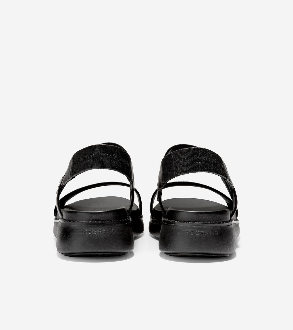 WOMENS ZERØGRAND Global Double Band Sandal