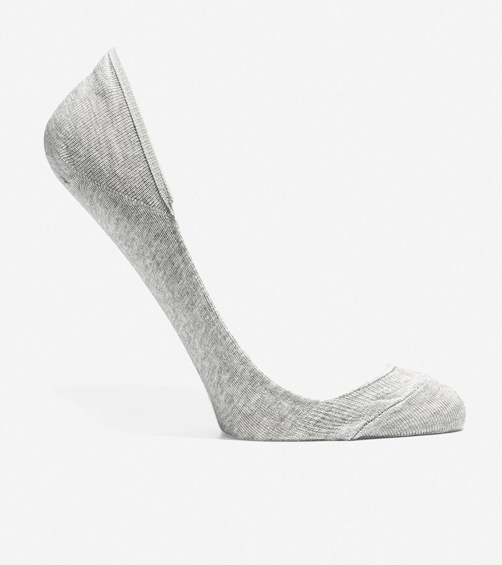 Womens Knit Ballet Sock Liner - 2 Pack