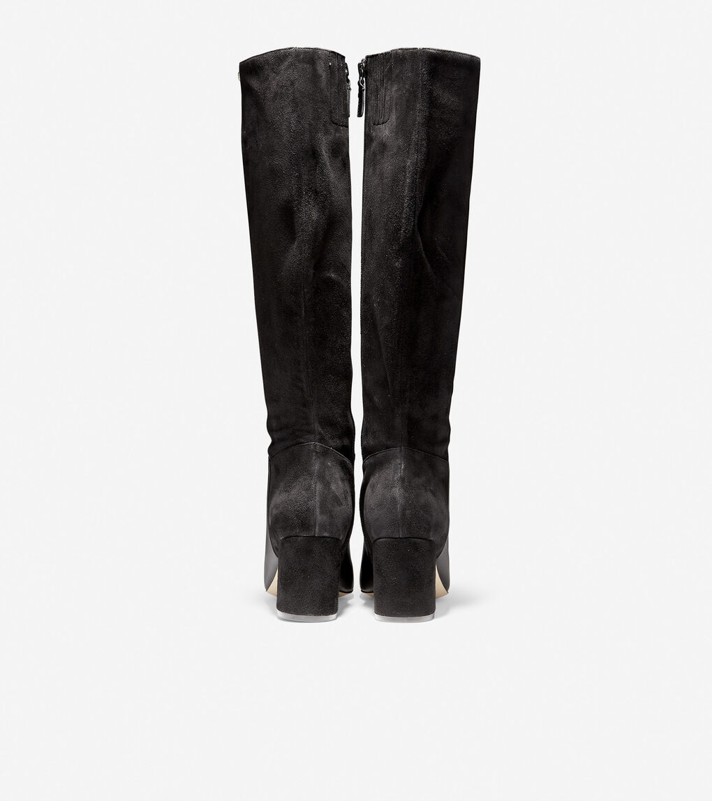 Cole Haan Womens Rianne Boot 65mm Mid Calf