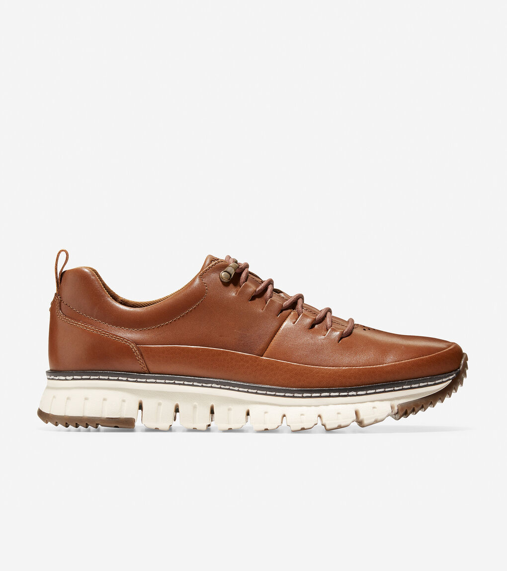 Mens ZERØGRAND Rugged Oxford