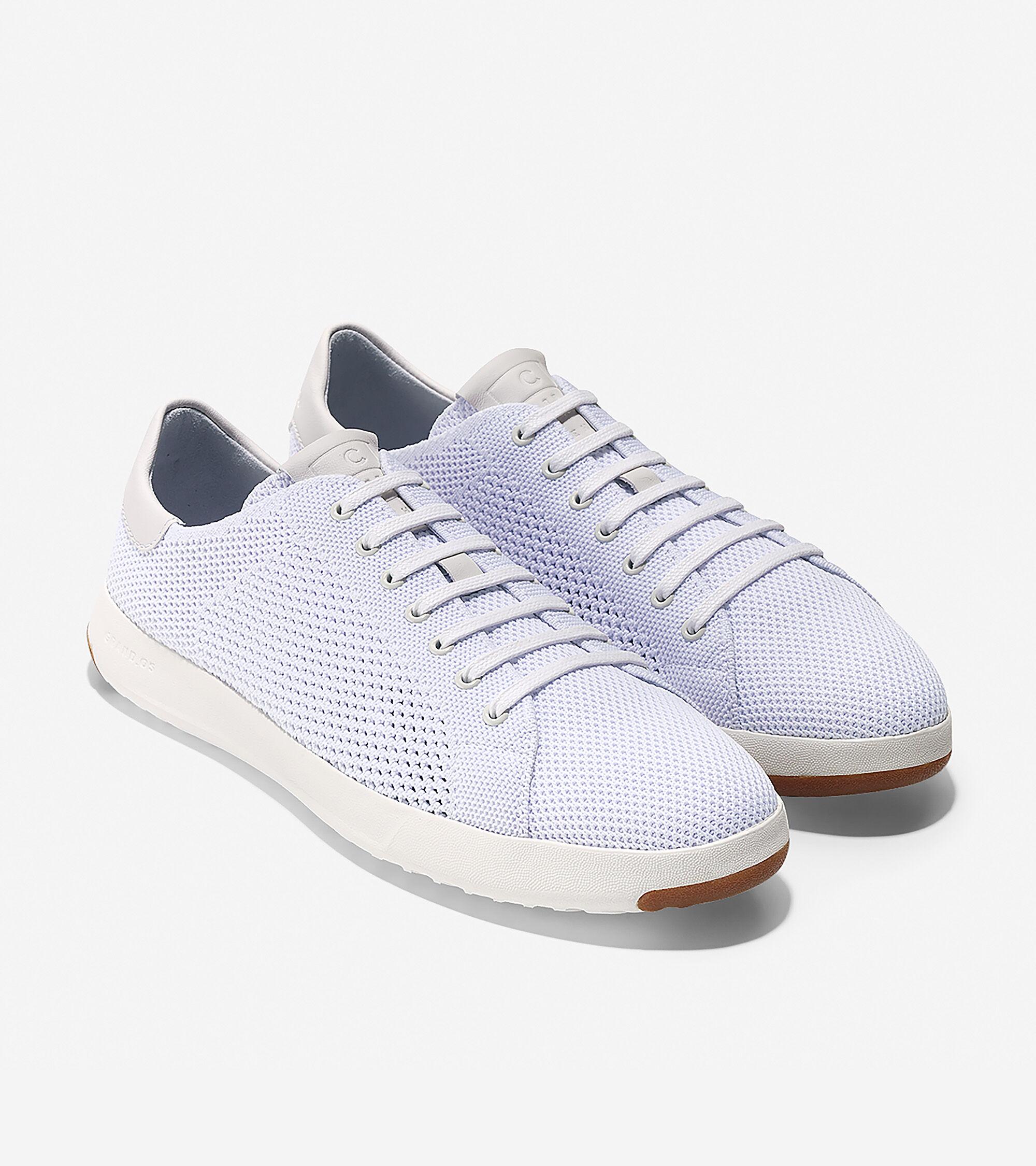 0166659766d1 Men s GrandPro Stitchlite Tennis Sneakers in Optic White