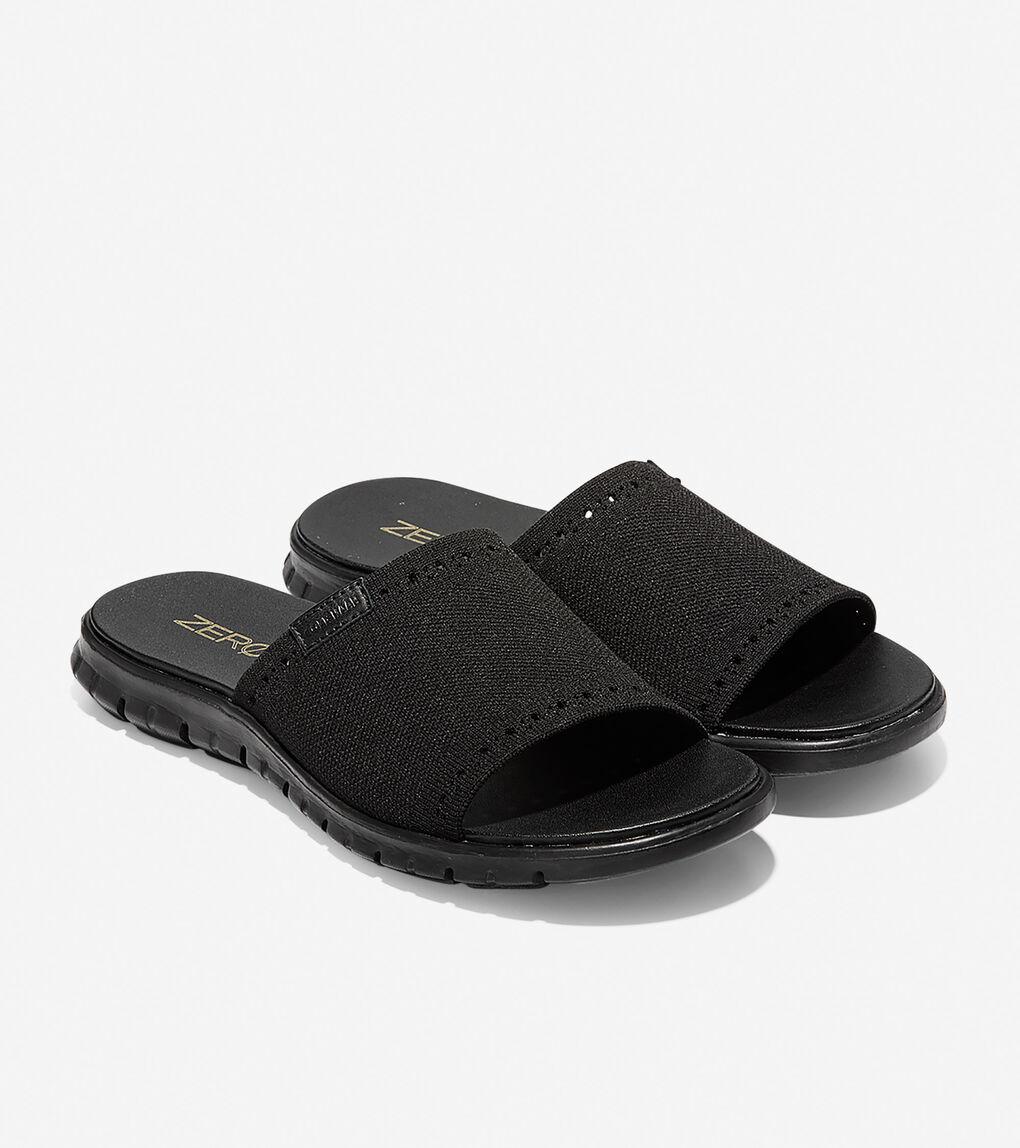 Mens ZERØGRAND Slide Sandal