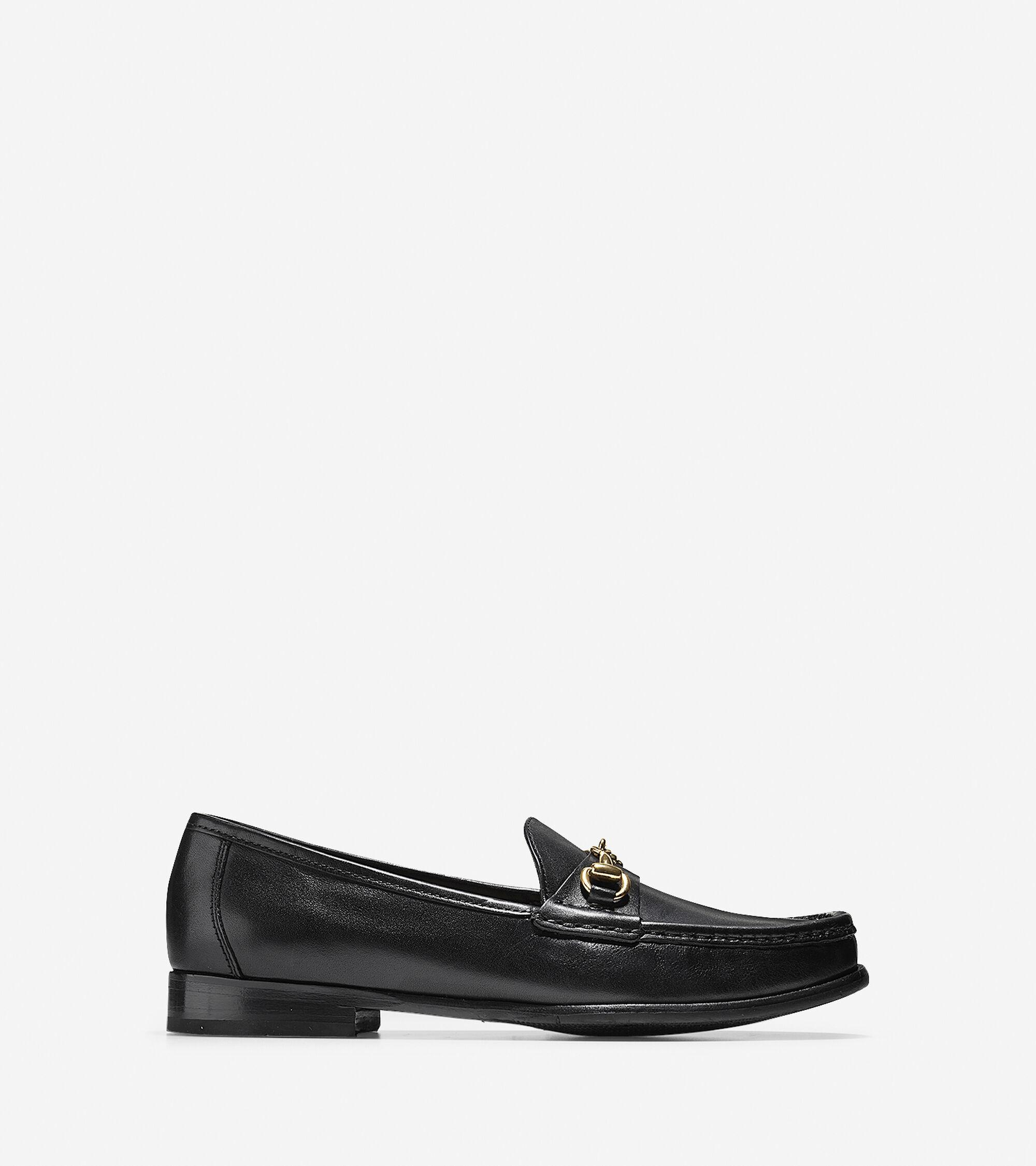 1f7bcac5a3ab Men s Ascot Bit Loafers in Black   Sale