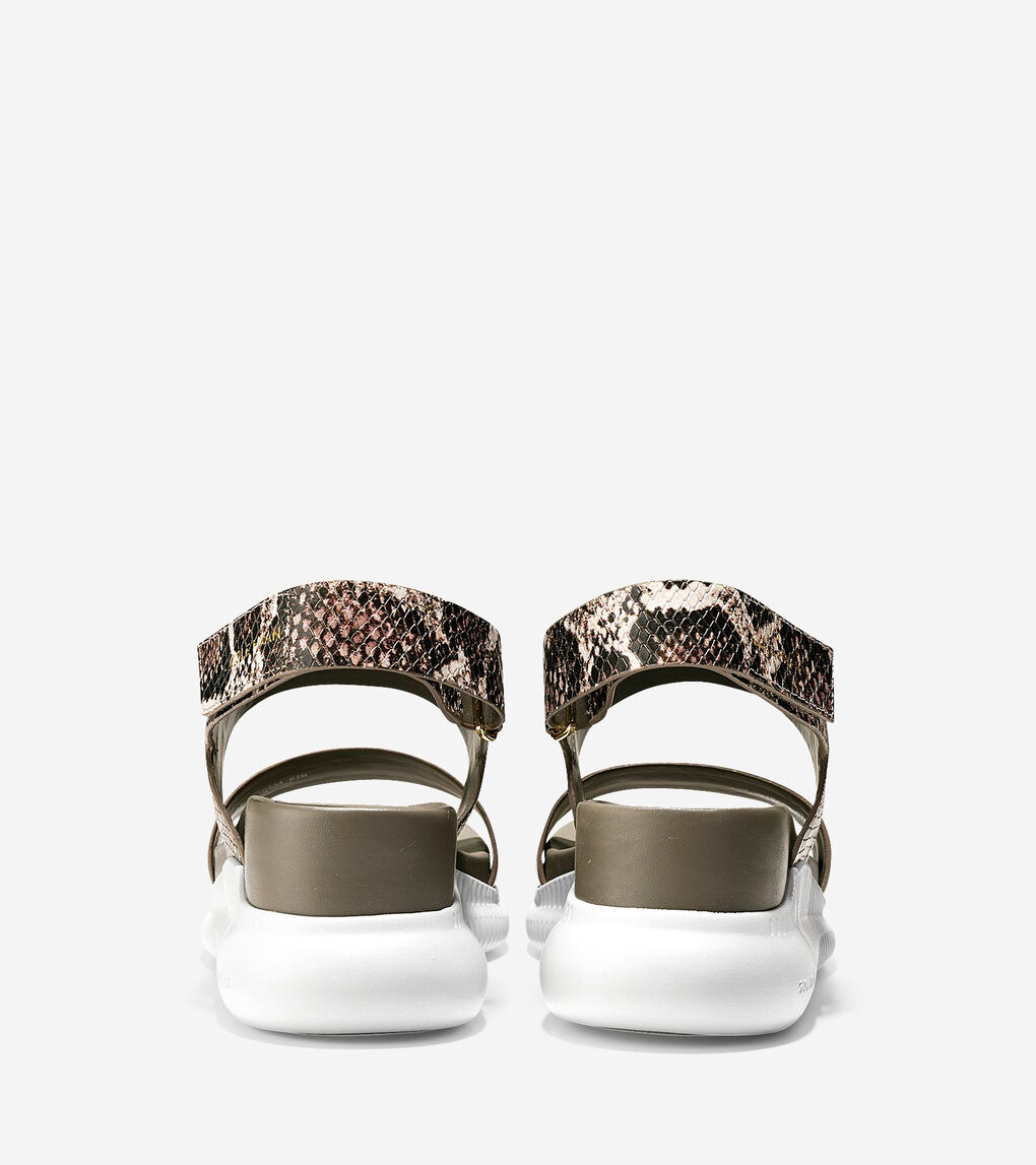 Womens 2.ZERØGRAND Slide Sandal (30mm)
