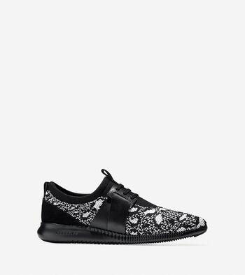 StudiøGrand Knit Sneaker