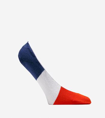 Color Block Sock Liner - 2 Pack