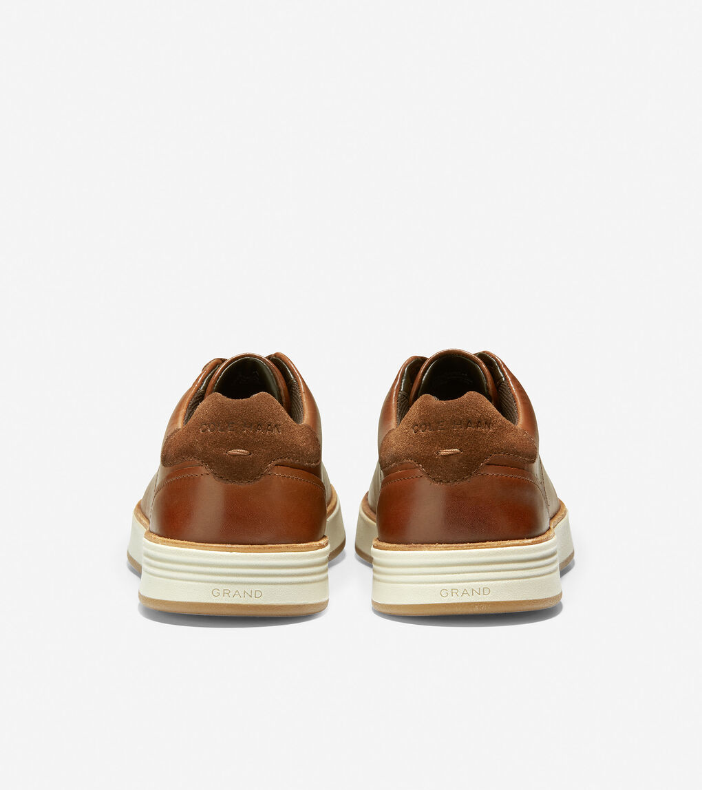 MENS Grand Crosscourt Crafted Sneaker