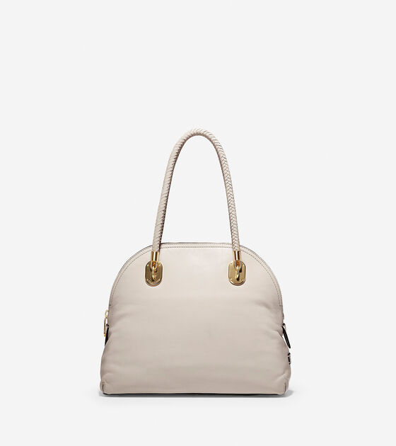 Handbags > Benson Dome Satchel